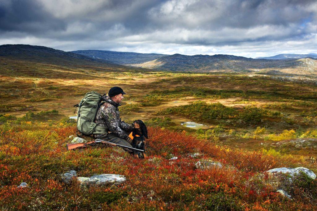 Høst i fjellet: Jakt og fiske