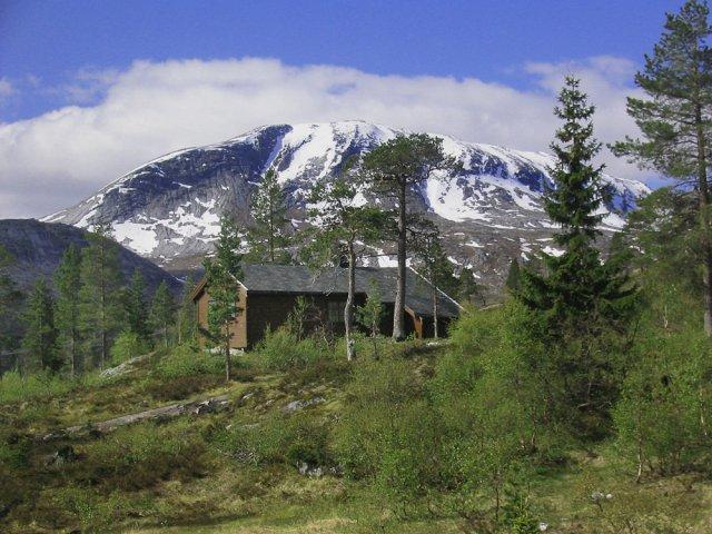 Friluftsliv og villmarksfølelse i Namsskogan