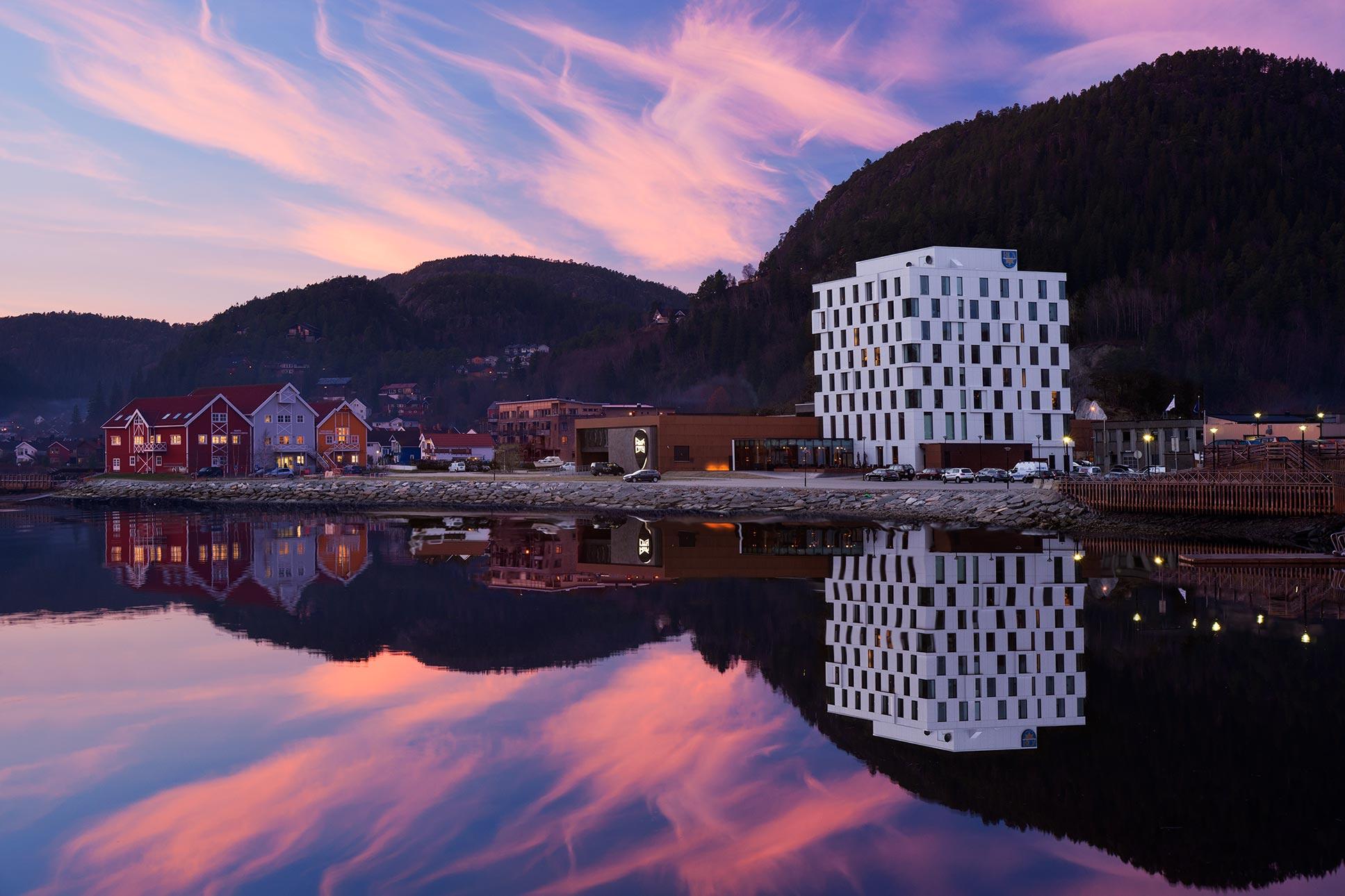 sommerferie i norge Mosjøen