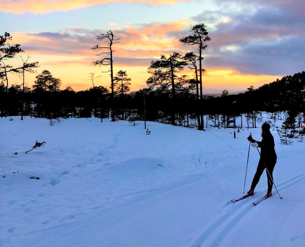 Skiløyper i Namdalen