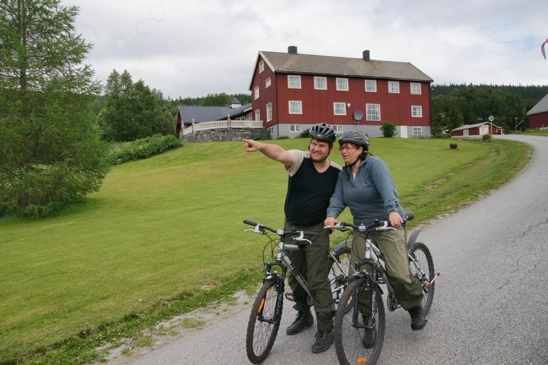 Turforslag: Sykkelruter i Indre Namdal