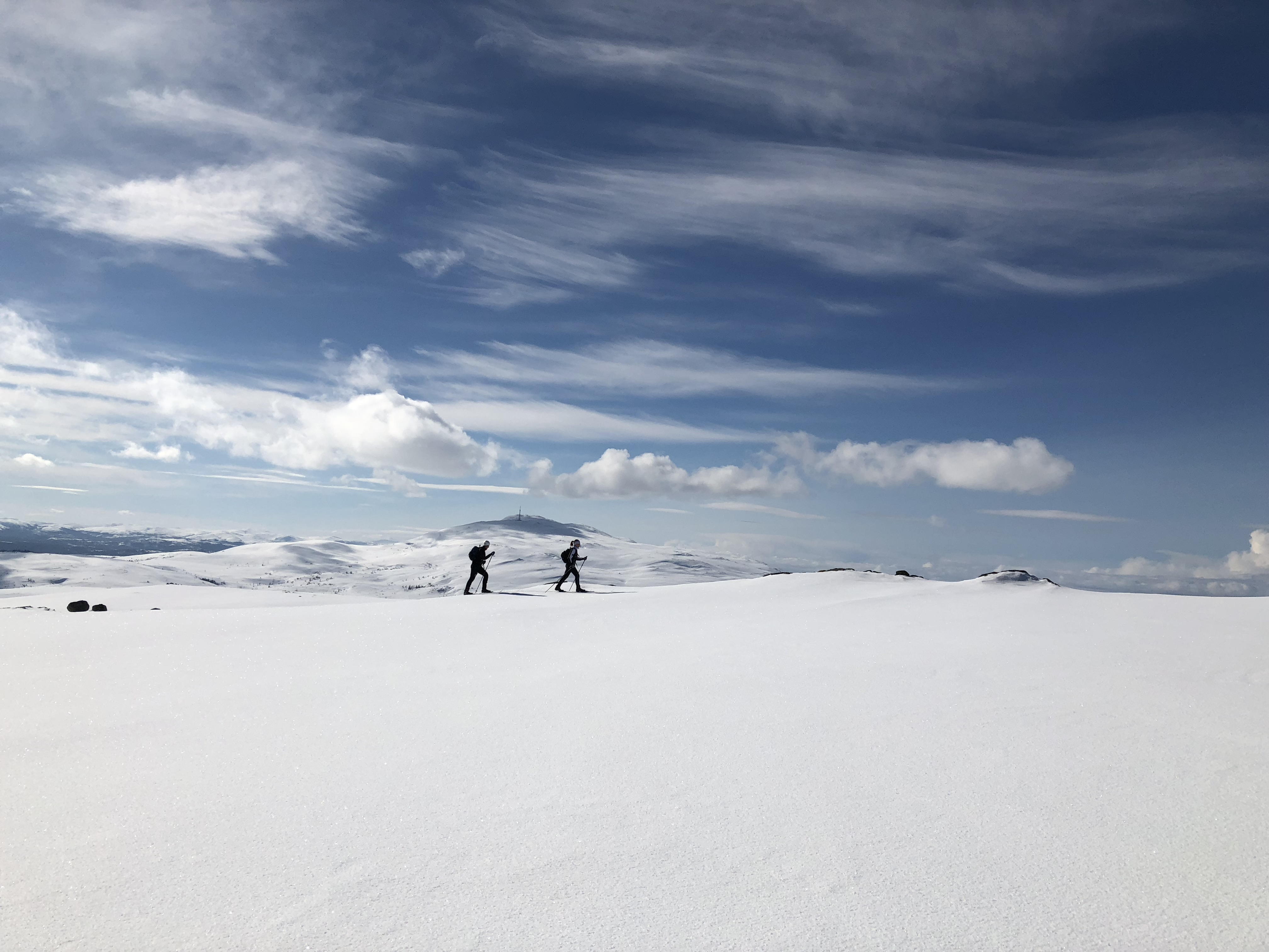 Jektheia, Namdalseid - topptur i Namdalen, Trøndelag. Foto: B.Snildal.