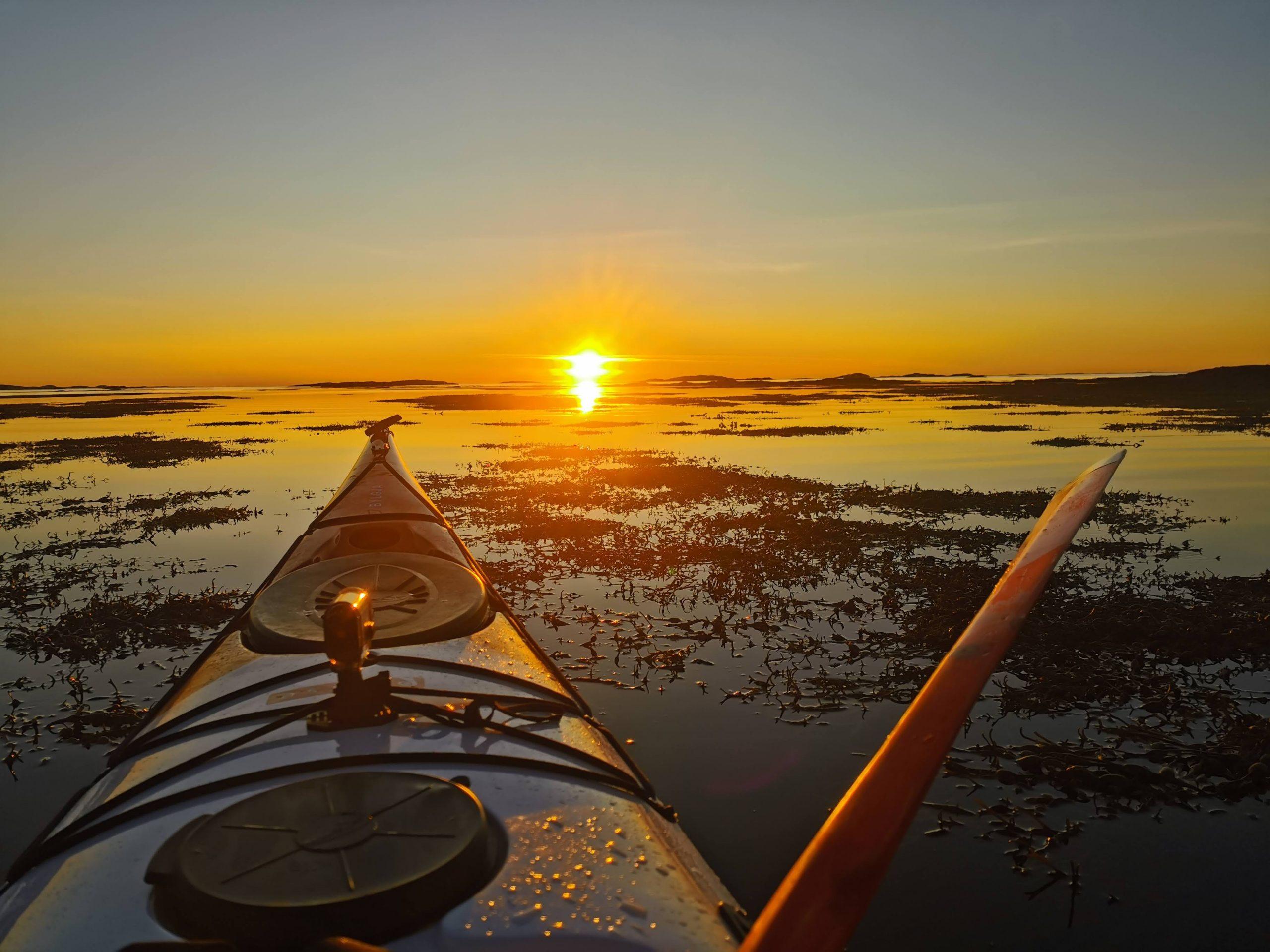 Jøa, landet i eventyret. Foto: Knut Gartland