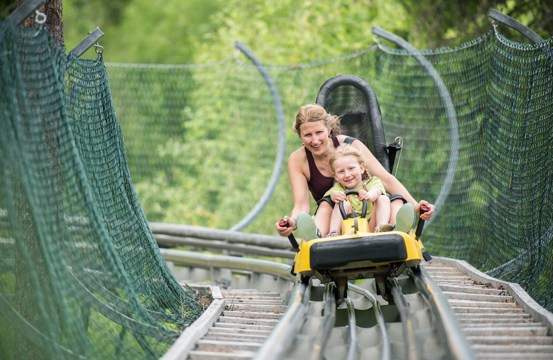 Familieferie i Namdalen, foto: Namsskogan Familiepark & Hotell