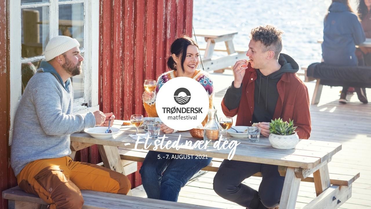 Trøndersk Matfestival - et sted nær deg i Namdalen. Foto: Marius Rua / Buckethaus
