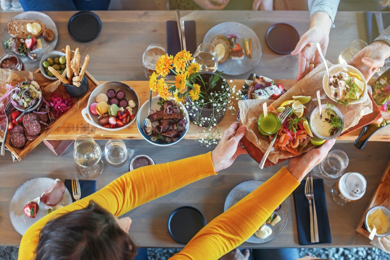 Trondheim - Trøndelag European Region of Gastronomy 2022. Foto: Marius Rua/Buckethaus