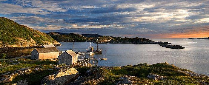 Brakstad Brygge på Jøa i Namsos, Namdalen, Trøndelag. Få turistinformasjon om Namdalen på visitnamdalen.com